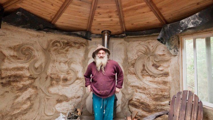 Sanray Kelley, bosonogi arhitekta organske arhitekture