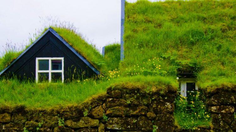 Održive kuće napravljene od drveta, busenja zemlje i kamena, koje traju hiljadama godina