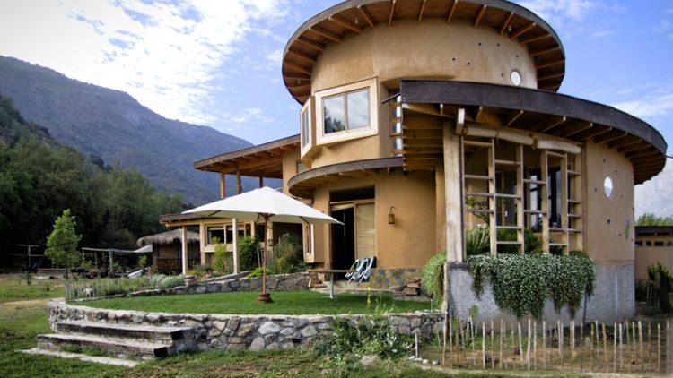 Casa Caracol, Kuća puž. Održiva kuća za dobar život