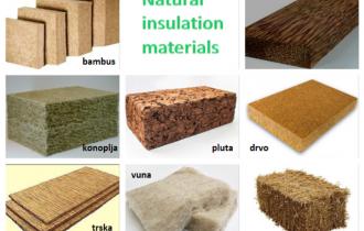 Ekološko graditeljstvo – Prirodni izolacijski materijali