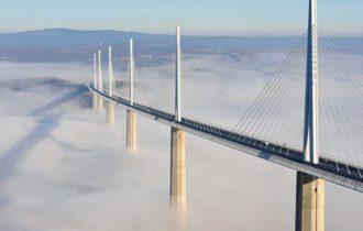 I mostovi nekada putuju kroz oblake
